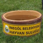 İnegöl Belediyesi Hayvan Suluğu